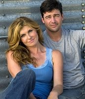 Eric and Tami from Friday Night Lights