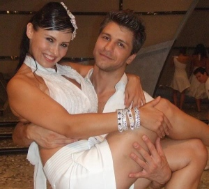 Anya and Pasha