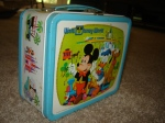 I loved to carry around this lunch box - it came with a matching thermos, too!