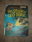This was definitely my favorite book for a long time! What a fun adventure story about all the things these little bears discovered inside a spooky old tree.
